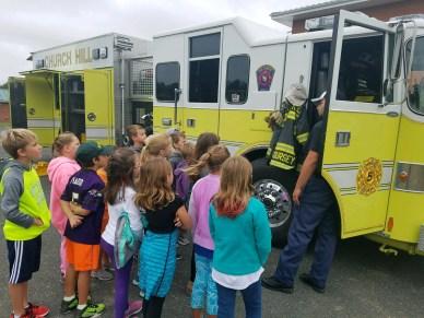 CHVFD Fire Prevention Activities