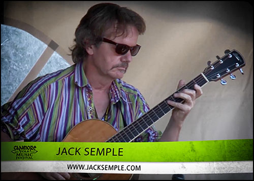 The 35th Canmore Folk Music Festival Video
