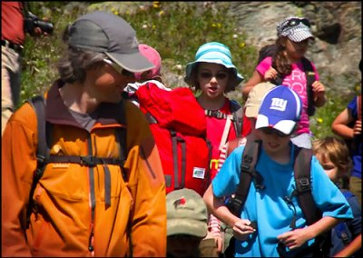 Canadian Mountain Holidays Summer Adventures – Family Adventure