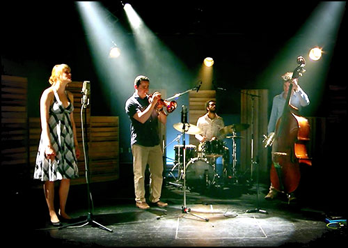 The Banff Centre: Jazz Workshop Video – I'll Be Seeing You