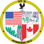 City of International Falls Seal