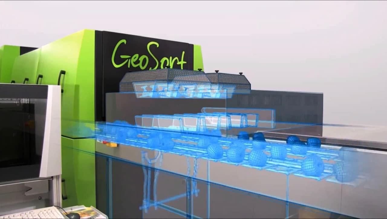 sistema Geosort greefa