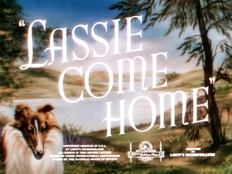 Torna a casa Lassie  Lassie Come Home 1943  CIAKHOLLYWOOD