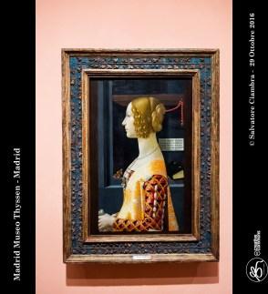 Ritratto di Giovanna Tornabuoni - DOMENICO GHIRLANDAIO (Domenico di Tommaso Bigordi)