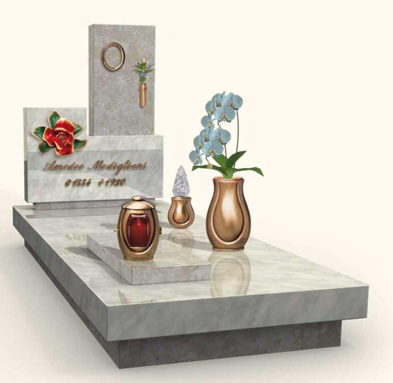 Vendita e fornitura Lapidi in marmo Vercelli