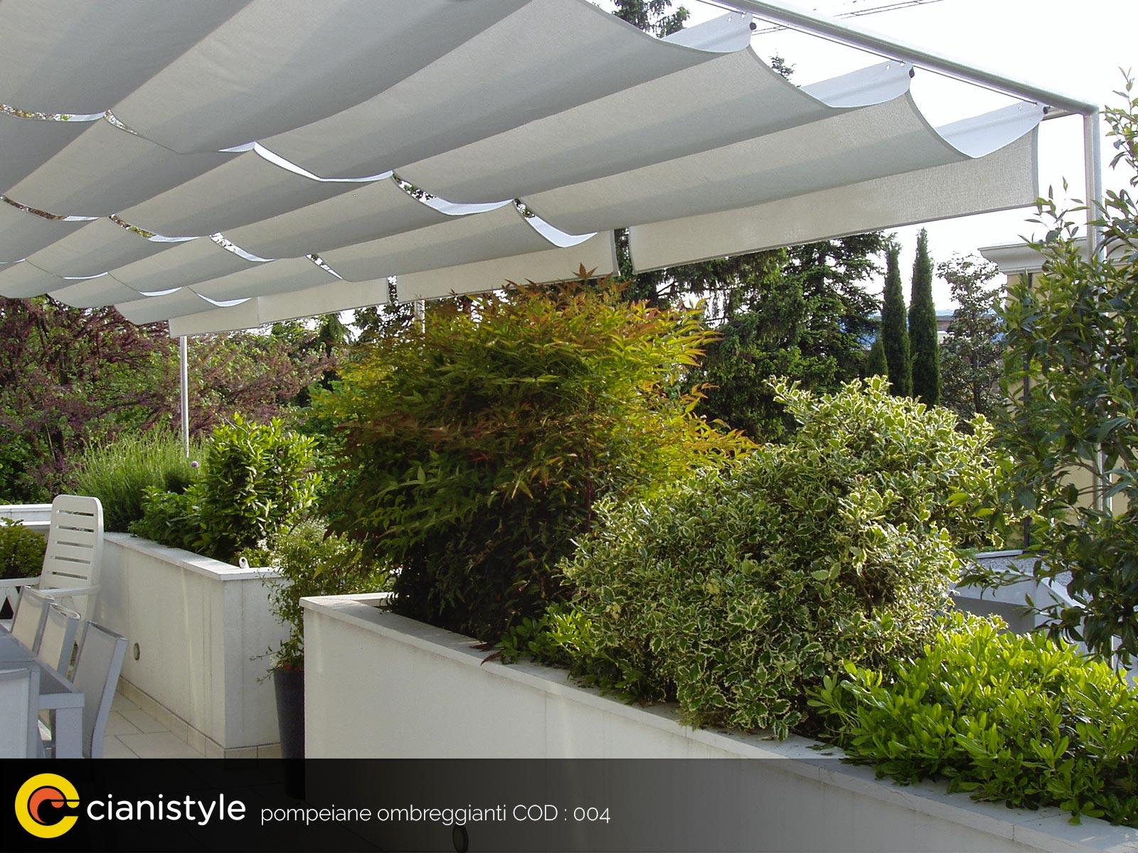 Foto installazioni tende da sole progetti roma portfolio serramenti82 roma. Tende Da Esterno Ombreggiare Terrazze E Giardini Con Tende E Gazebi
