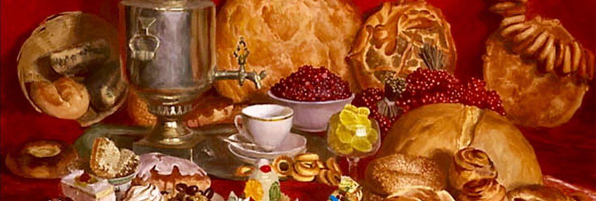 Cucina Russa Tradizionale