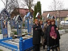Ridiamo al Cimitero Allegro di Sapanta