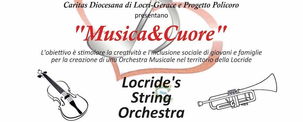 Locri, prorogati i termini per iscriversi a Locride's String Orchestra