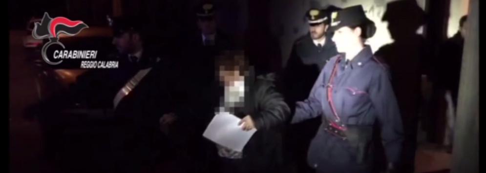 Rosarno, Omicidio Antonio Scarfone: Video arresto coniugi Timpani