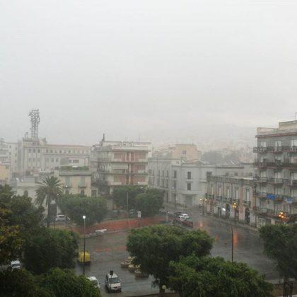 Maltempo, alluvione-lampo a Scilla, Calabria