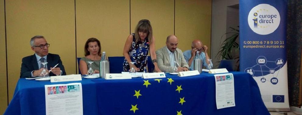 A Siderno si è discusso di investimenti strategici dell'UE