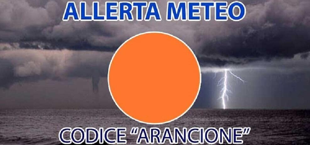 Anche per domani la Protezione Civile ha emanato allerta meteo