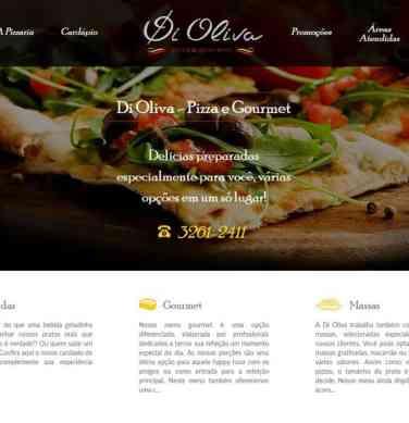 Criação do site e Otimização