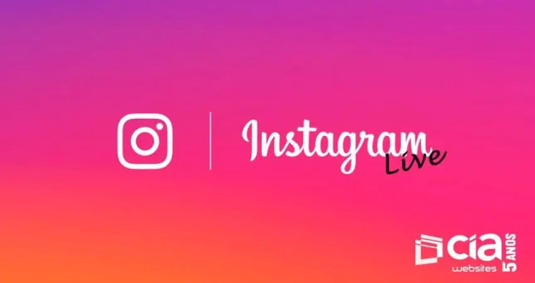 Live no Instagram: novidade já está disponível