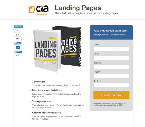 Landing Page Completa