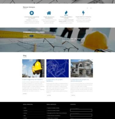 Criação de site institucional, Otimização do Site