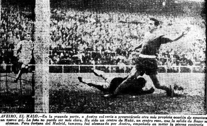 10.01.1960: Real Madrid 2 - 1 Valencia CF