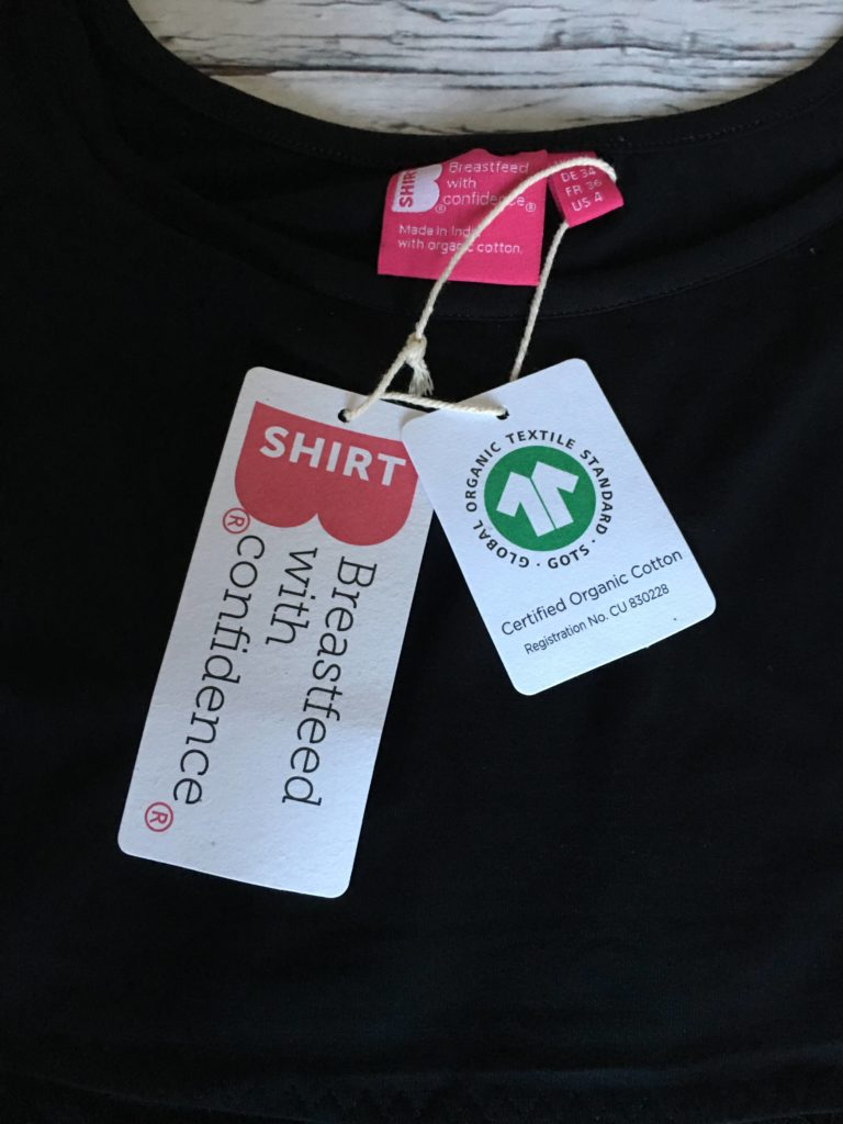 organic and ethical bshirt