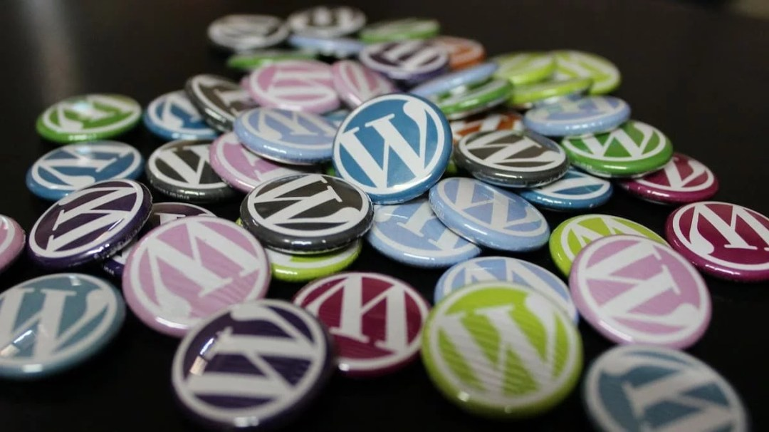"pins ""W"" de WordPress"