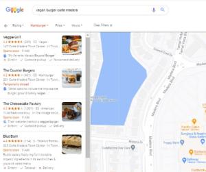 Localisateur de Google