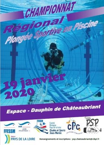 Compétition régionale PSP à Chateaubriant
