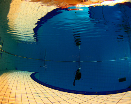 Le Championnat de France de Photo Subaquatique en Piscine 2014