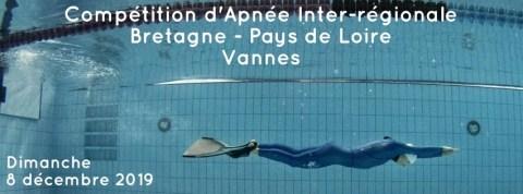 APNÉE - Compte-rendu Compétition VANNES 2019