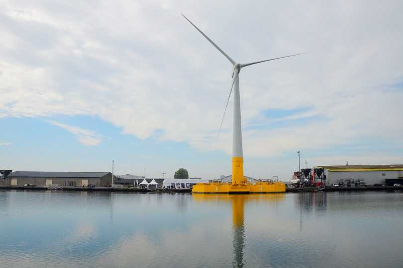 Donnez votre avis sur le projet d'éoliennes flottantes du Sud Bretagne