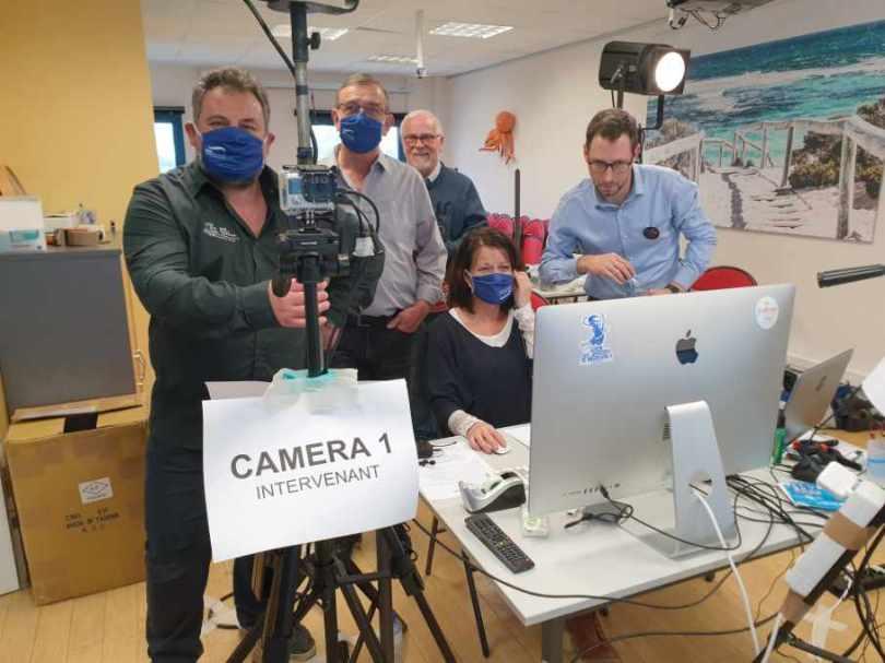 Salon virtuel de la Plongée Samedi 16 janvier 2021