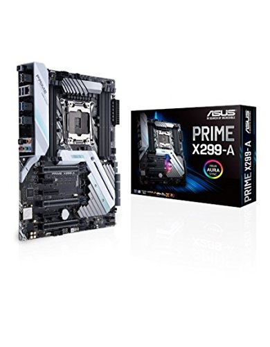 ASUS PRIME X299-A Scheda Madre, USB 3.1