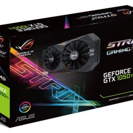 ROG Strix GeForce GTX 1050 Ti OC edition 4GB