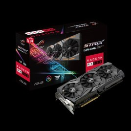 ROG Strix Radeon RX 580 TOP edition 8GB