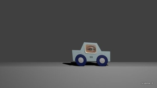 TELECAR still3 (2012) 3D animation