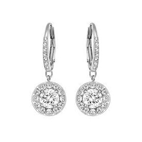Attract Light lever-back Earrings Swarovski crystals-5,142,721
