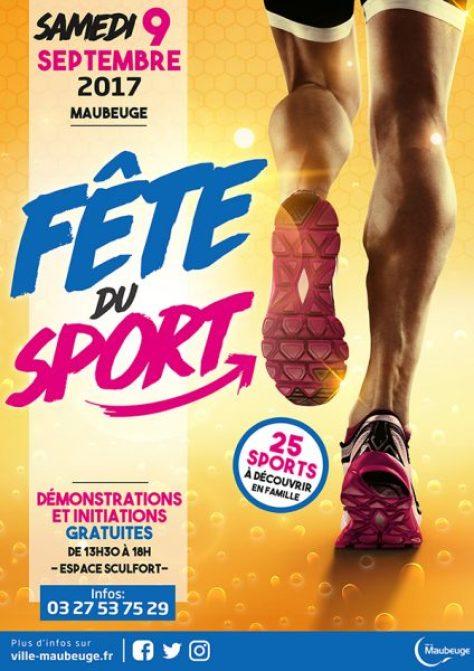 Fête du sport 2017