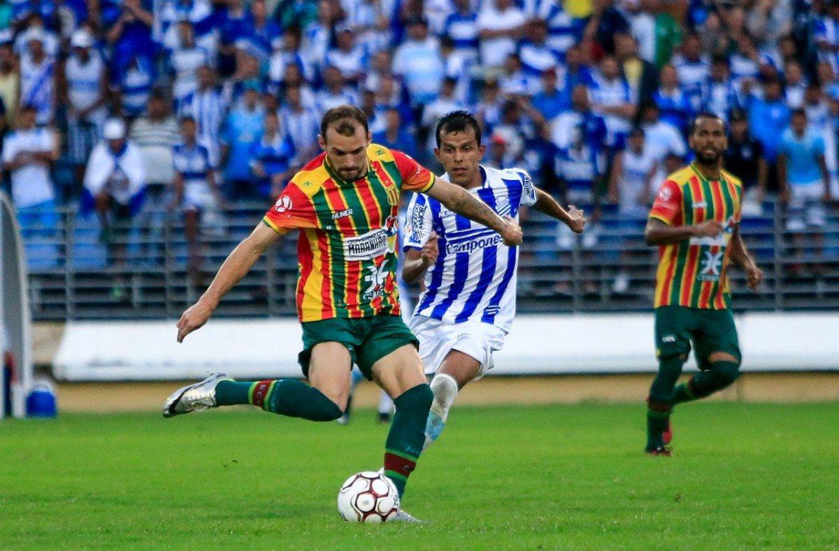 Fora de casa, Sampaio estreia na Copa do Nordeste diante do CSA