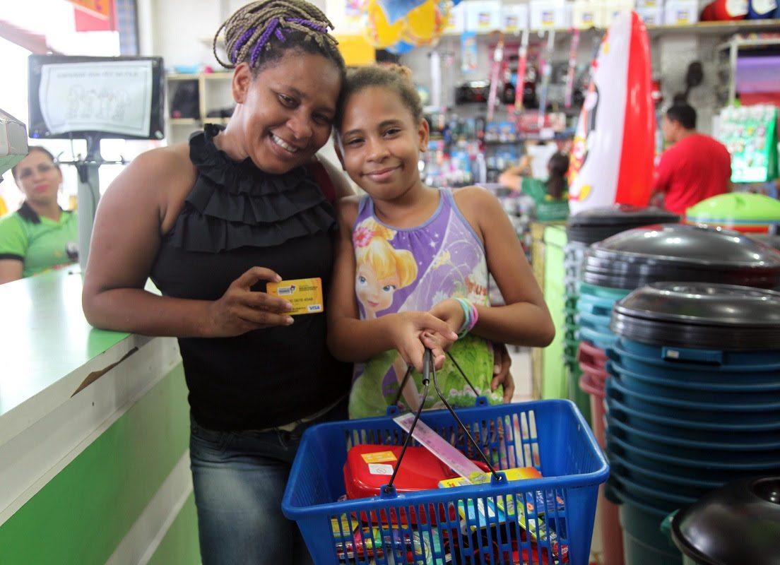 Créditos do Bolsa Escola começam a ser liberados a partir do dia 31 (quarta-feira)