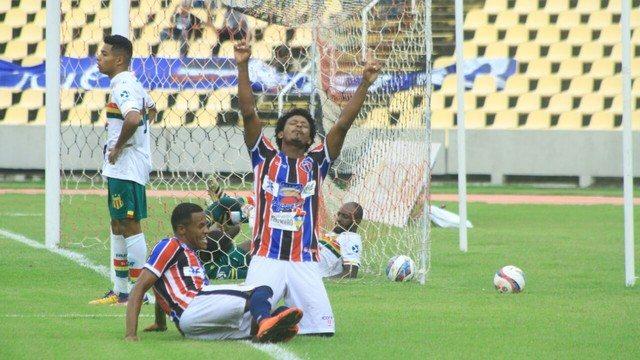 Maranhão vence Sampaio, entra no G4 do Maranhense