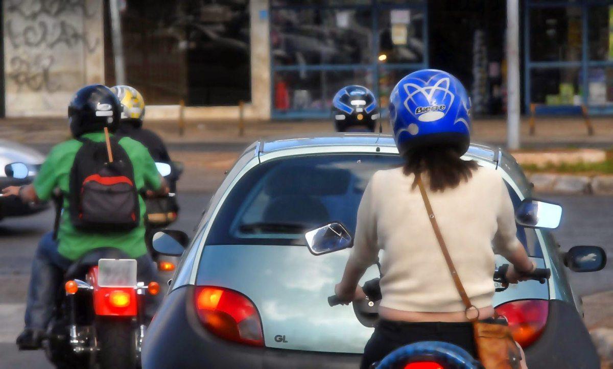 Atenção motociclistas: Capacete será obrigatório em Nova Olinda do Maranhão