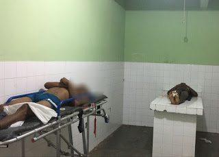 Assaltantes morrem em confronto com a PM em Maranhãozinho