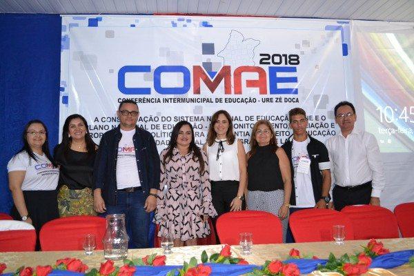 URE Zé Doca inicia Fórum Intermunicipal de Educação e mobiliza os 18 municípios de sua jurisdição