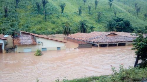 Marajá do Sena - MA- enchentes, cidade em baixo d´´agua (17)