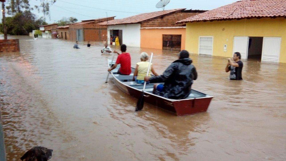 Cinco municípios estão em estado de emergência por conta das chuvas no MA