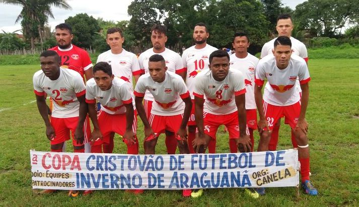Red Bull e Tabajara decidem 2ª Copa Cristóvão em Araguanã neste sábado (28)