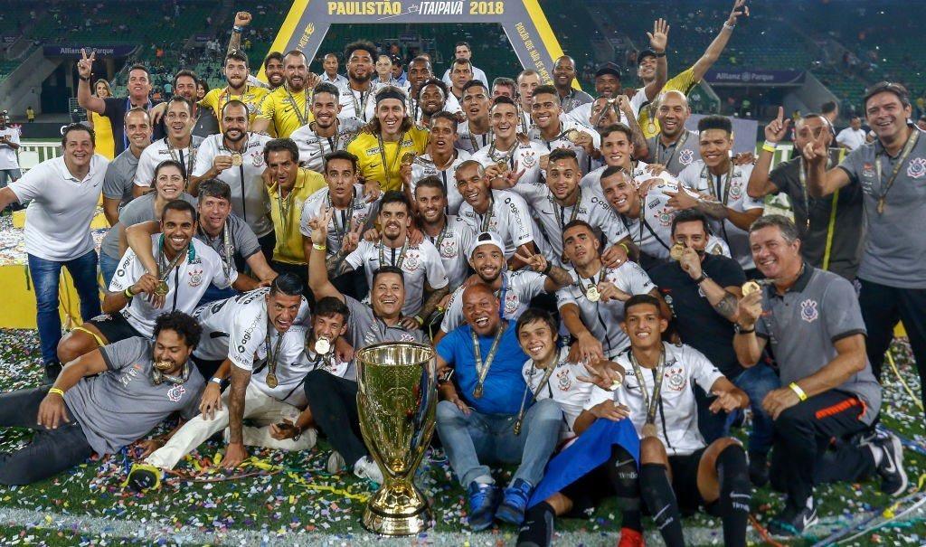 Confira todos os campeões estaduais do Brasil em 2018