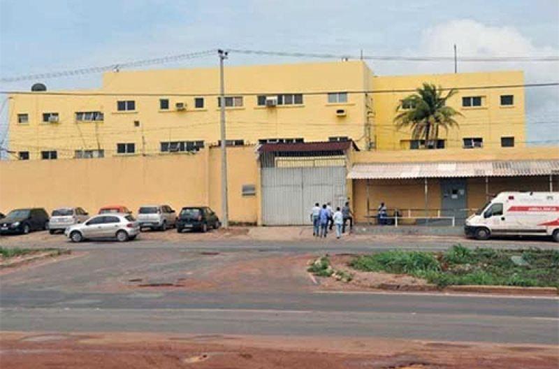 Homem é encontrado morto dentro de banheiro de Penitenciária em São Luís
