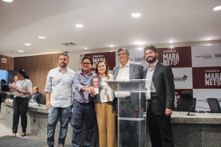 Prefeitura de Nova Olinda do Maranhão celebra convênio para instalação da rede MaraNet
