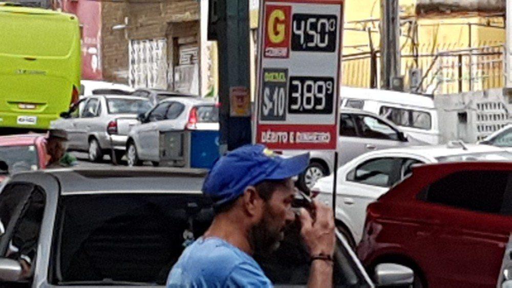 Procon registra reclamações por preços abusivos de combustíveis em São Luís