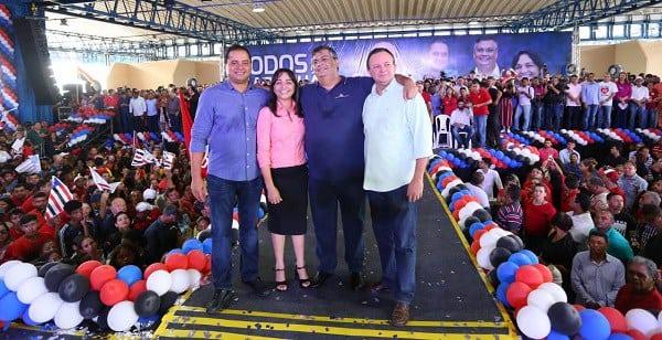 Confirmada a candidatura de Flávio Dino ao Governo do Maranhão